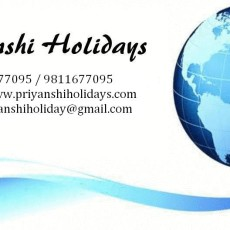 Sticker  of Priyanshi Holidays